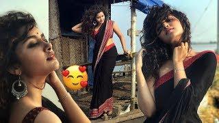 Heroine Anupama Parameswaran's beach dance video..