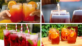 5 Delicious Summertime Fruit Cocktails