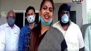 Kathi Karthika receives death threats..