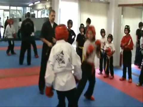 Mutual training at Goudi