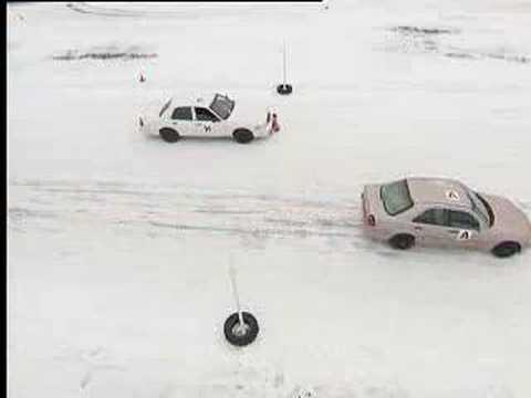 Demonstracija - Zimske gume za sigurniju vožnju