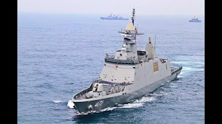 มาถึงแล้ว เรือฟริเกตสมรรถนะสูงลำใหม่ของ กองทัพเรือไทย (FFG-471) ROYAL THAI NAVY