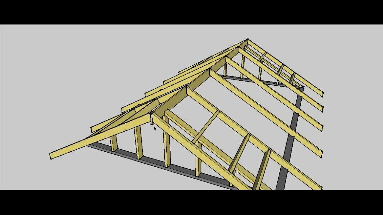 Mono Pitch Roof Construction