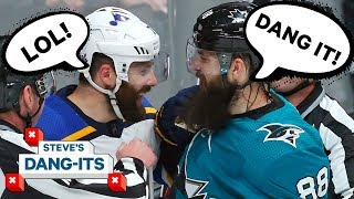 NHL Worst Plays Of The Week: Baby Sharks Doo Doo Doo... | Steve's Dang Its