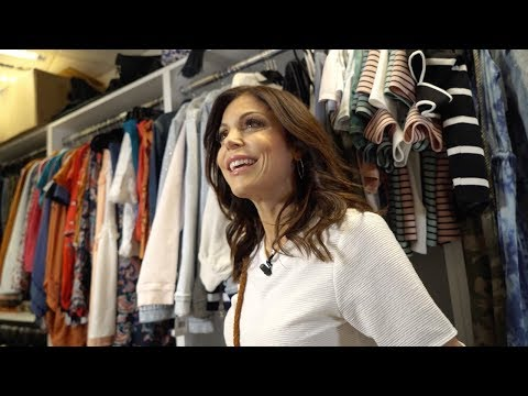 Inside HSN Style with Bethenny Frankel | Skinnygirl by Bethenny Frankel