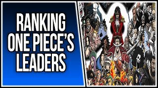 Faction Leaders and Yonko Rankings | One Piece's Leaders Power Levels | ワンピース