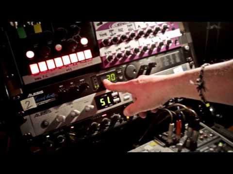 Etienne de Crécy - Beats'n'cubes studio tutorial