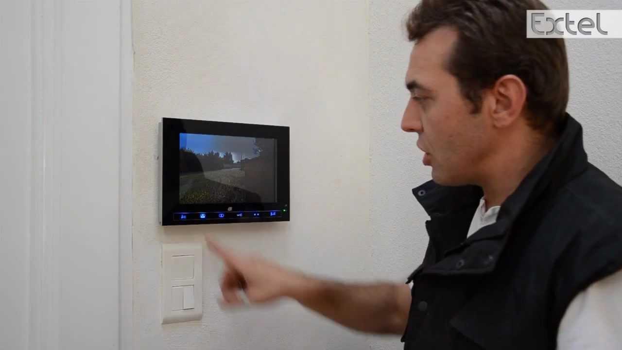 wevp259 installation visiophone extel youtube. Black Bedroom Furniture Sets. Home Design Ideas