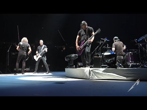 Metallica: Orion (Turin, Italy - February 10, 2018)