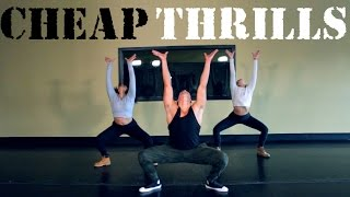Sia - Cheap Thrills   The Fitness Marshall   Dance Workout