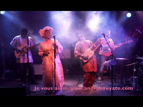 Andra Kouyaté - Andra Kouyaté & Magic Foli - Moko Djoukou