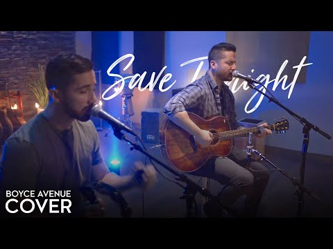 Save Tonight - Eagle-Eye Cherry (Boyce Avenue acoustic cover) on Spotify & Apple