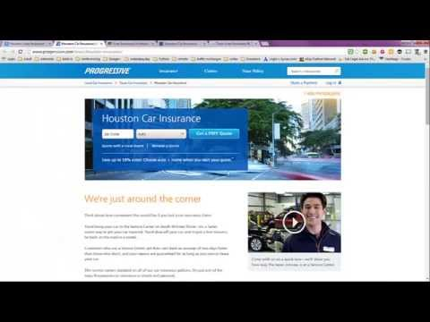 Houston Auto Insurance Companies - TX, Texas