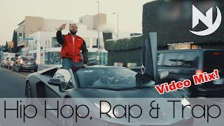 Best Hip Hop Rap Urban & Trap Mix 2018 | RnB Rap Dab Party Trap Hip Hop Black Hype Music #68