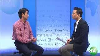 Trương Quốc Huy đến Mỹ định cư