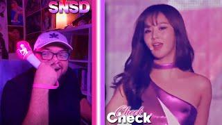 Girls' Generation - Check Phantasia Tour REACTION | SOSHI ATTACK? CHECK #TakeMeBack