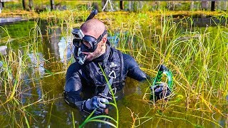 "Treasure Hunting in SNAKE infested Lake!! (Secret Treasure) ""Jiggin with Jordan"""