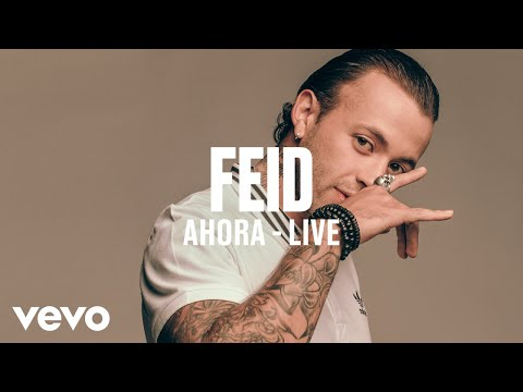 Feid - Ahora (Live) - dscvr ARTISTS TO WATCH 2018