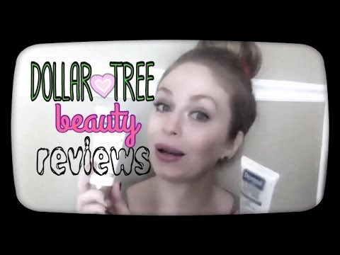 Dollar Tree BEAUTY Product Reviews! - Smashpipe style