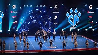 Cheer Athletics Cheetahs NCA 2018 Day 2