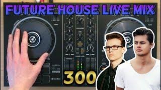 Future House Live Mix (Curbi, Ellis, Mesto) | Pioneer DDJ-RB | [300 SUBS SPECIAL]