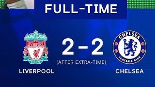LIVERPOOL VS CHELSEA 2-2 (5-4) HIGHLIGHT FULL HD SUPER CUP