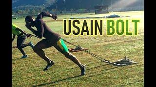 Usain Bolt, la leyenda