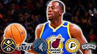 NBA Trade Machine: Draymond Green (2019-20)