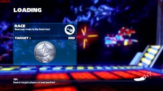 Chrono Test #1: Sonic And Sega All Stars Racing Transformed