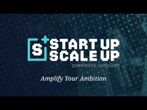 Join JumpStart for Startup Scaleup 2018, Northeast Ohio's leading event to help entrepreneurs and small business owners amplify their ambitions and grow their companies. Learn more at startupscaleup.org.