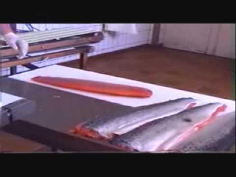 Despieladora de salmón ESB 4434/2