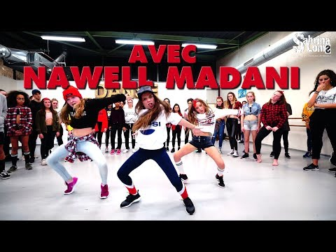 Street Dance PERFORMANCE des enfants devant Nawell Madani | Ain't Nobody Chaka Khan | Amazing kids