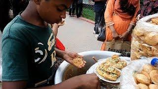 King of Best Bhelpuri Maker Amazing Small Boy Most Hard Working Selling Delicious food BhelPuri Tk20