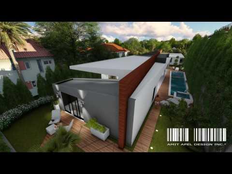 3D Rendering Design for Real Estate Development // Project Vine by Amit Apel Design Inc. PART 2