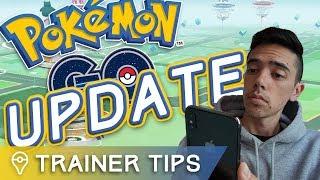 POKÉMON GO v0.95.3: NEW POKÉMON, NEW MOVES, QUESTS | Pokémon GO Update