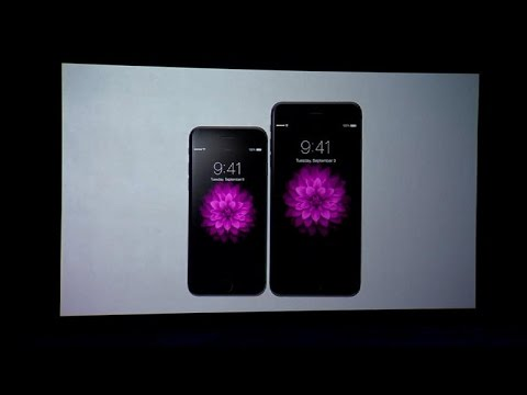 Ya están aquí: iPhone 6, iPhone 6 Plus y Apple Watch