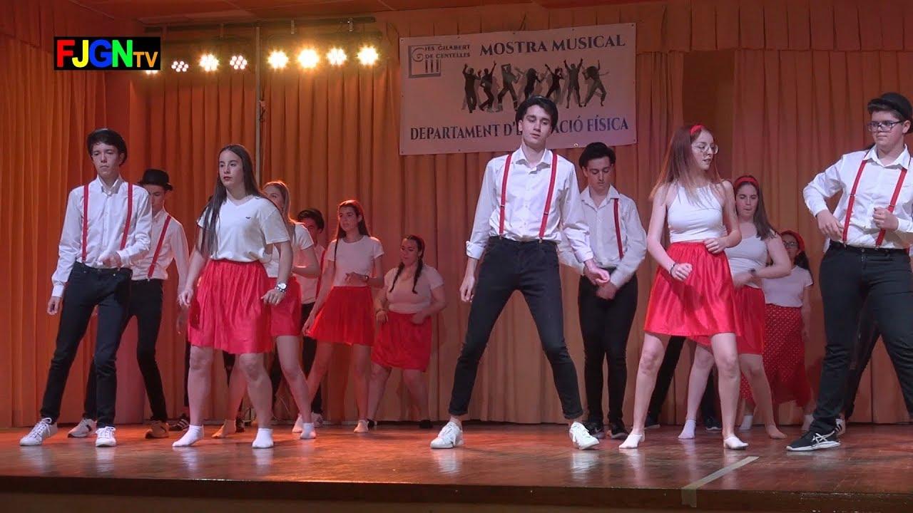 08. No Te Vistas Que No Vas - Bailes Educacion Fisica 2019 IES Nules