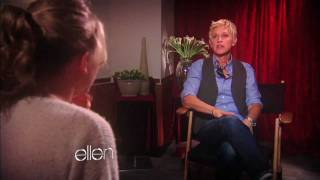 Ellen Gets Serious with Taylor Swift