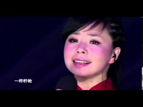 [梦想星搭档]第2期 歌曲《山丹丹开花红艳艳》演唱:斯琴格日乐、王二妮