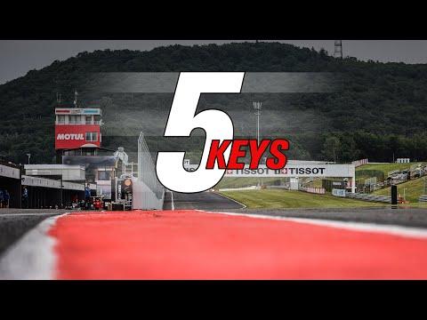 5 KEYS ahead the #CZEWorldSBK