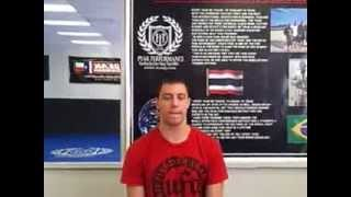 UFC Fighter James Vick Reviews Peak Performance MMA in Keller and Fort Worth, Texas