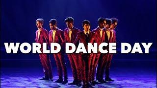 BOLLYWOOD JACKSON | SK • SHRAEY KHANNA | INVINCIBLE at World Dance Day | 2015