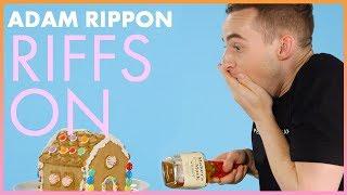 Traditional Holiday Foods   Adam Rippon Riffs On   Cosmopolitan