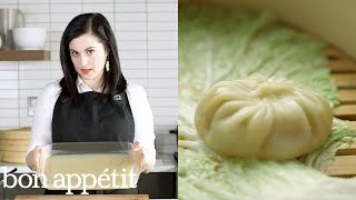 Claire Makes Soup Dumplings | Bon Appetit