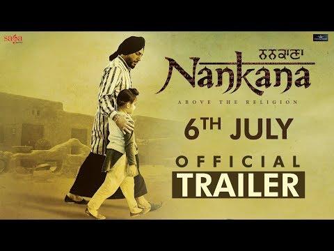 ਨਨਕਾਣਾ Nankana - Official Trailer - Gurdas Maan - Kavita Kaushik