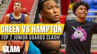 Jalen Green vs RJ Hampton! Top 2 Guards in HEATED matchup! 🤬