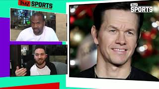 Conor Mcgregor Wants to Fight Mark Wahlberg | TMZ Sports