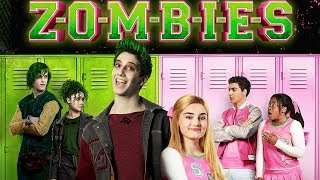 ZOMBIES Music Videos 🎶 |  ZOMBIES | Disney Channel Original Movie
