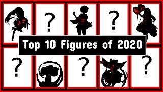 Bob's Top 10 Figures of 2020!