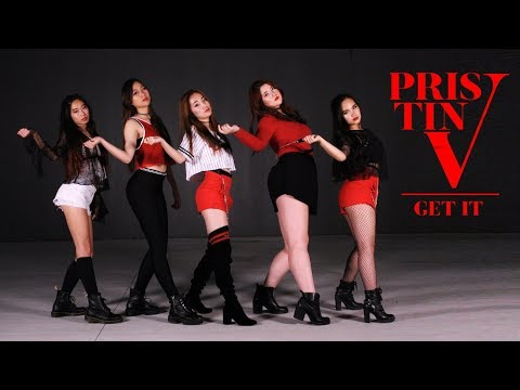PRISTIN V (프리스틴 V) - Get It (네 멋대로 ) Full Cover by SoNE1